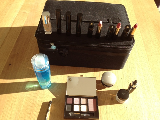 beauty set Lancôme