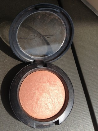 blush warmsoul MAC