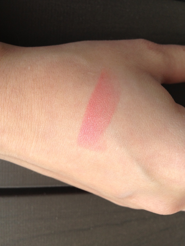 Swatch Corail in Love Lancôme