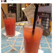 Cocktails avec chéri