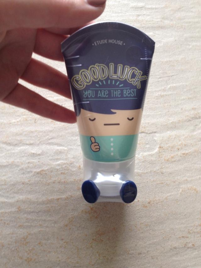 crème pour les mains don't worry Etude House - good luck