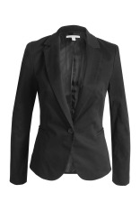 Blaser noir stretch