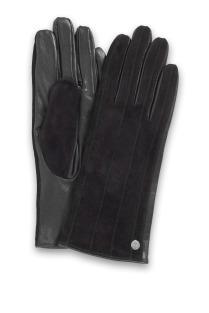 Gants tactiles en cuir