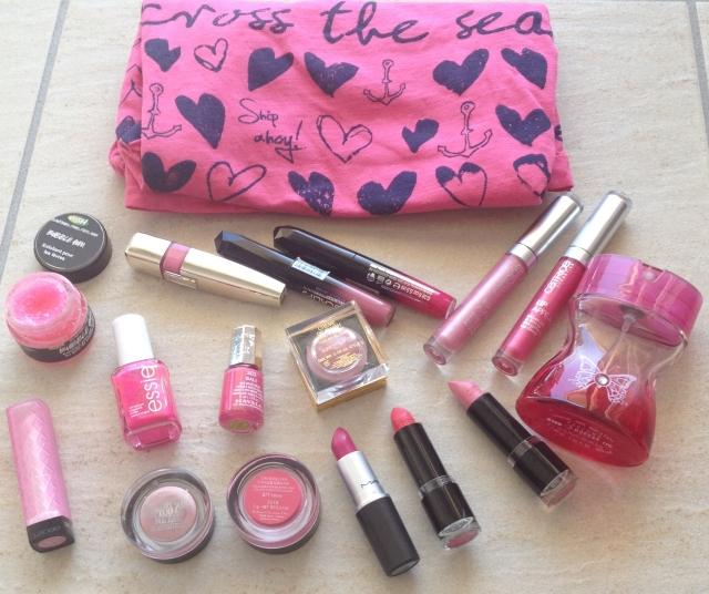 produits roses