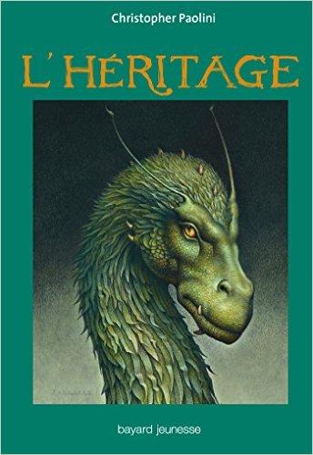 Eragon l'héritage